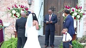 Rodney + Constance | Wedding in Decatur, MS