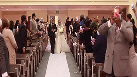 Kenric + Nikki | Wedding in Clinton, MS | 12.5.20