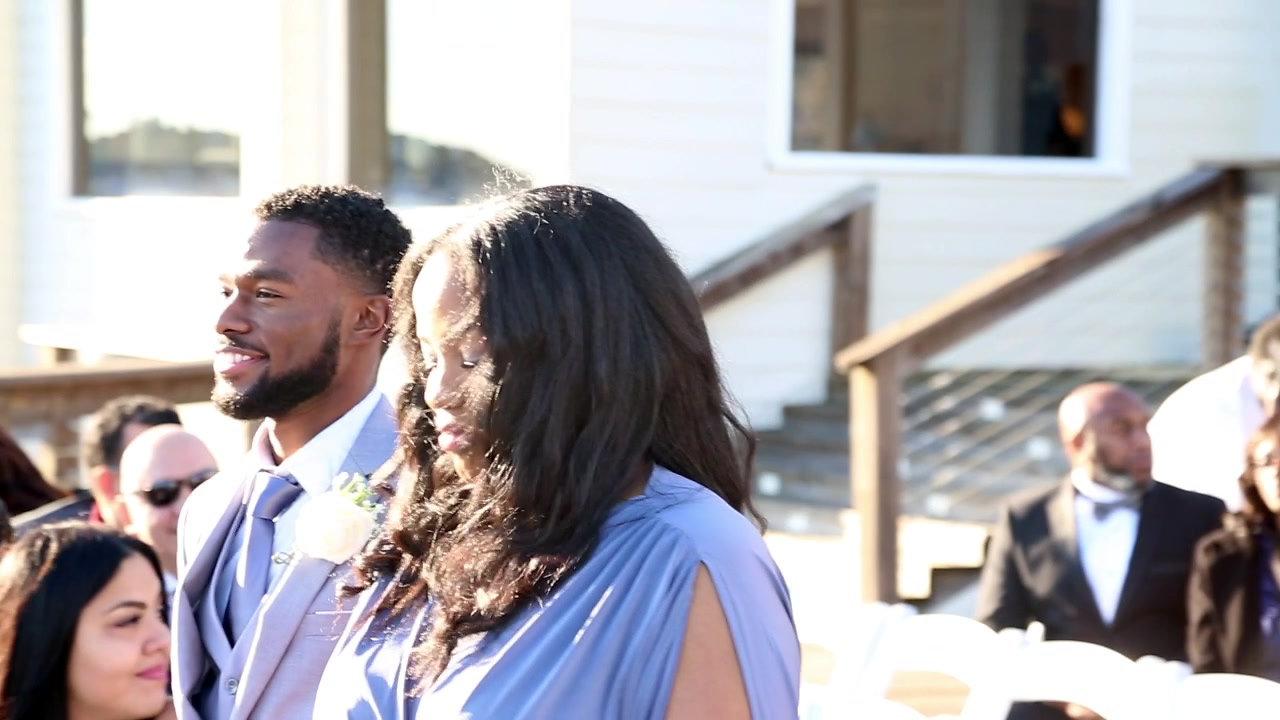Angel + Terriannah | Wedding in Ridgeland, MS