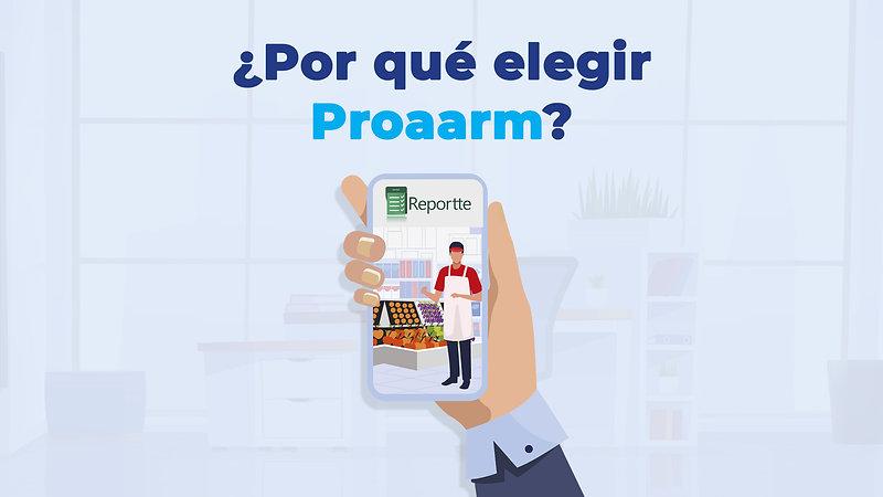 ¿Por qué elegir Proaarm?