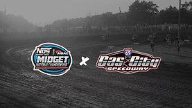 Indiana Midget Week  x Gas City Speedway