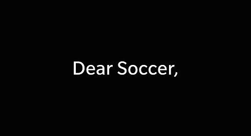 Dear Soccer