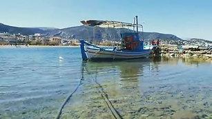 PORTO RAFTI | boat view