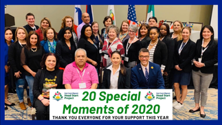 Happy New Year! 20 Special Moments of 2020!