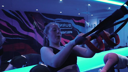HIIT - Burnr Gym