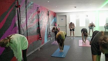 Yoga - Burnr Gym