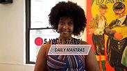Health Magazine - My Mantra Is...