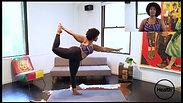 Health Magazine - Favorite Yoga Pose
