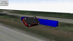 Simulert ulykke med personskade Eksempel 1