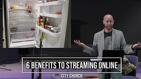 Top 6 Reasons to watch Church Online