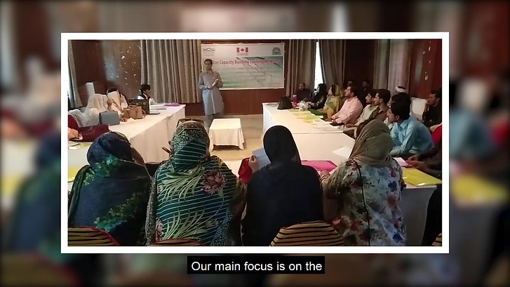 Improving HIV awareness and healthcare delivery in Pakistan