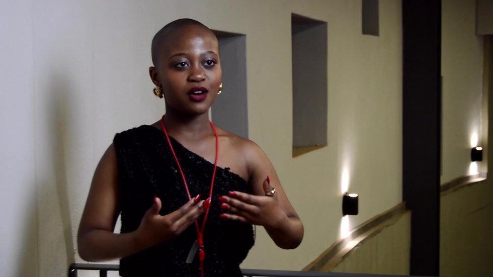 Ngwaleroma Matsapola Post Talk Interview || Chasing Chage || 13.09.2019
