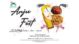 Anju Fest Promotion 2020