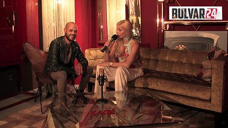 Interview - Horké křeslo Lindy Bernátové - host Michael Hejč