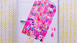 Shutterfly: Magnet Popsicle