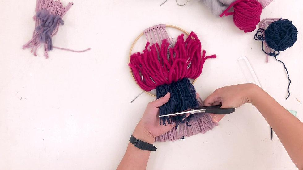 Modern Weaving Tutorial