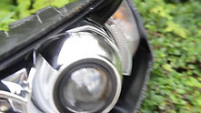 Retrofitlab Audi A6 C6 from halogen to bi-xenon projector  Audi A6 C6 Headlight Upgrade
