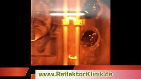Hochvakuumprozess - ReflektorKlinik