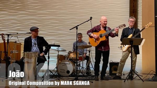 Mark Sganga Trio +