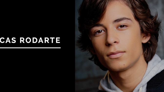 Lucas Rodarte Actor Reel