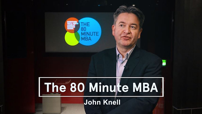 The 80 Minute MBA 2019