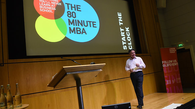 The 80 Minute MBA 2017
