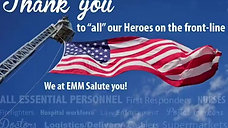 Thank you to all our Heroes on the front-line