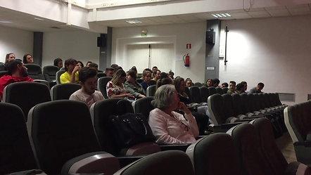 El Ogrito en la Universidad de Málaga