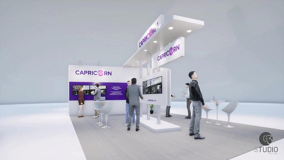 CAPRICORN - STAND DESIGN