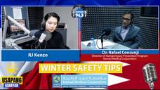 Ep 1: Usapang Qabayan: Winter Safety Tips