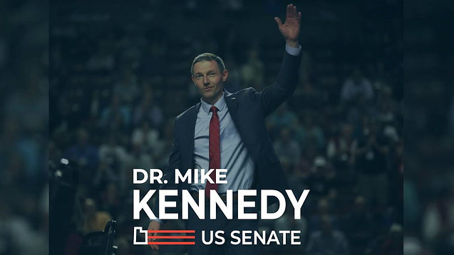 Dr. Mike Kennedy For US Senate