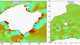 21 May 2003 tsunami event in western Mediteranean /Batı Akdenizde 21 Mayıs 2003 tsunami oluşumu