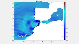 1755 Lizbon earthquake / 1 Kasım 1755 Lizbon Tsunami