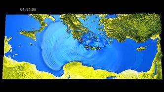 21 July 365 in the Eastern Mediterranean  / 21 Temmuz 365 Doğu Akdeniz tsunami