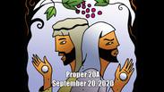 Proper 20A September 20, 2020