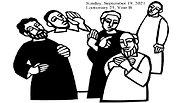 Sunday, September 19, 2021 Lectionary 25 Year B