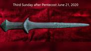Third Sunday After Pentecost June 21, 2020