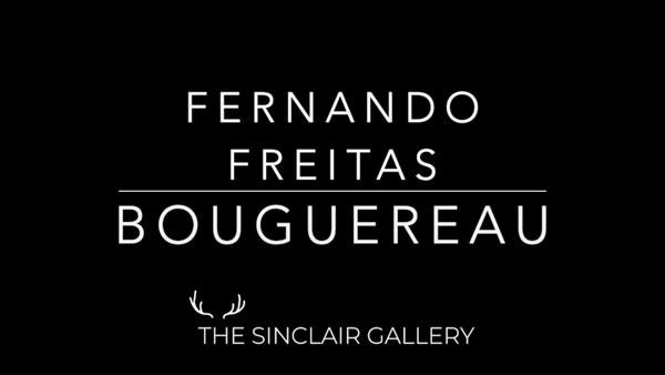 Fernando Freitas Bouguereau Workshop