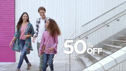 JCPenney Fall Sale Commercial