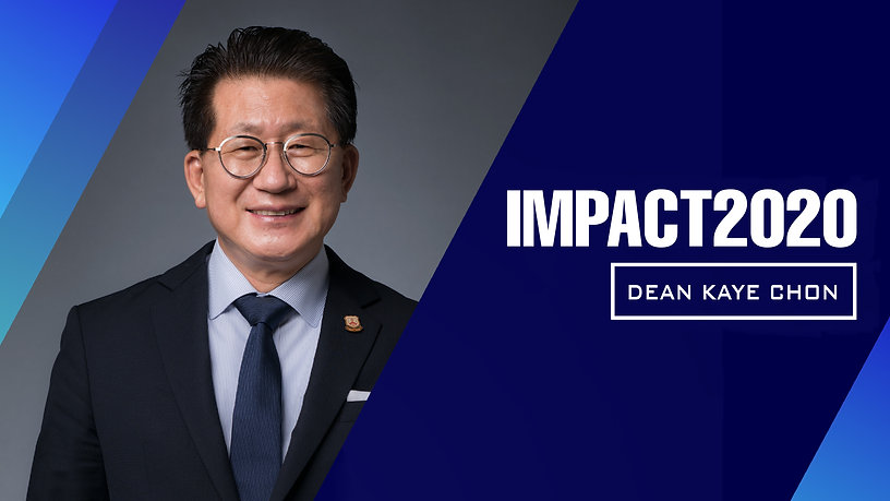 Who will join IMPACT2020?