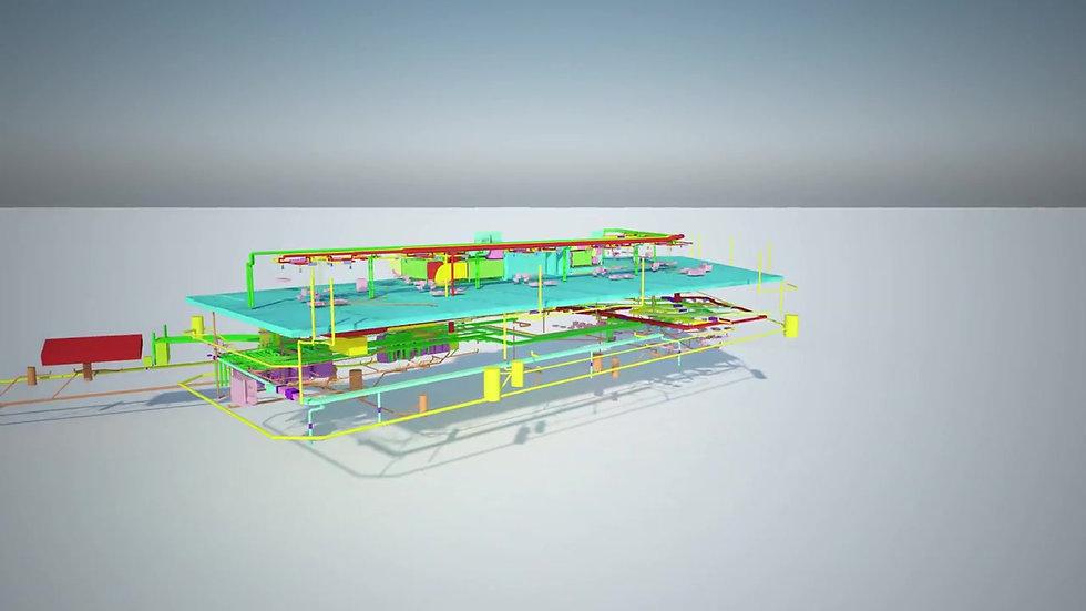 BIM Animation | GKS Architekten Generalplaner AG