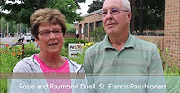 Rosie and Raymond Duell