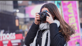 Marta Shacher - Fotógrafa e Youtuber