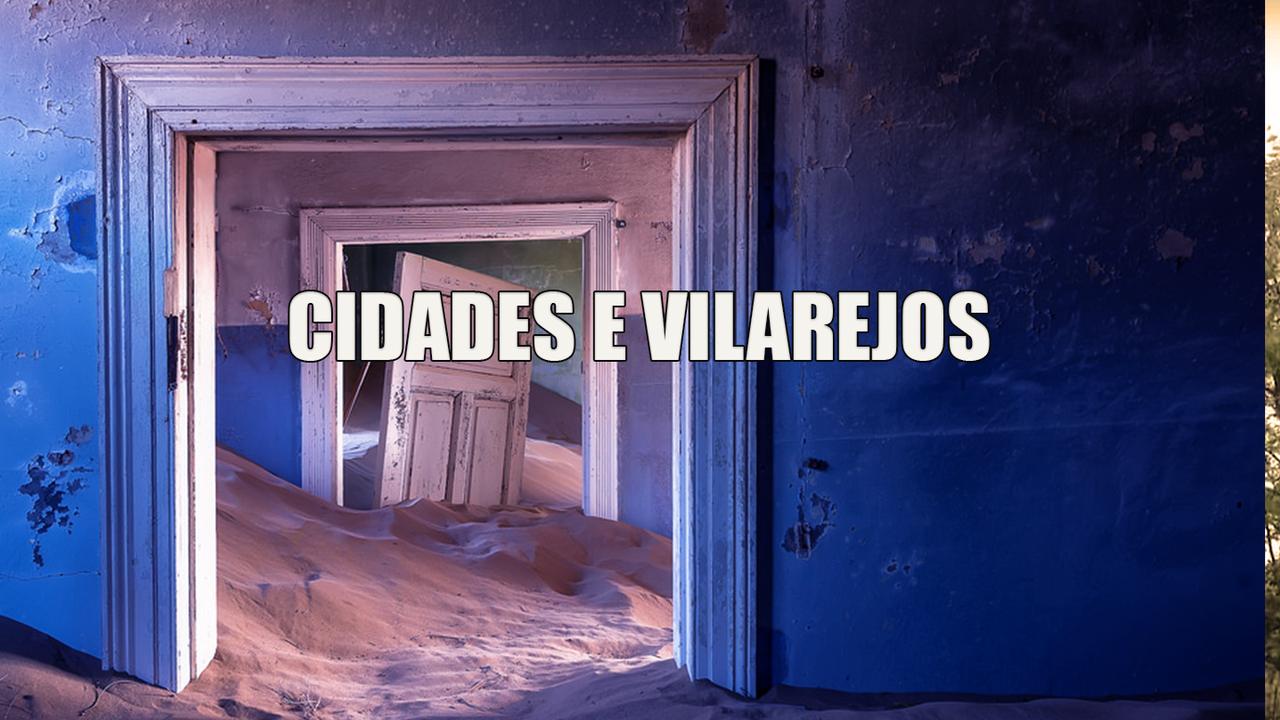 CIDADES E VILAREJOS