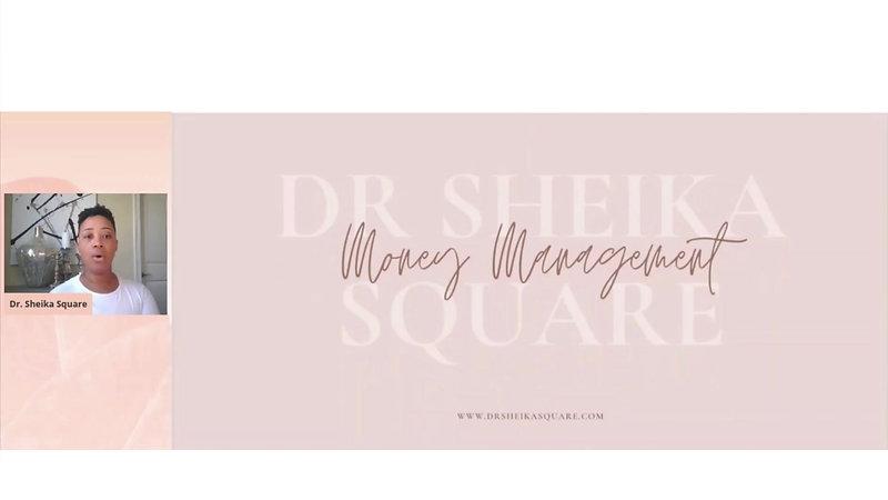 Money Management Freebie