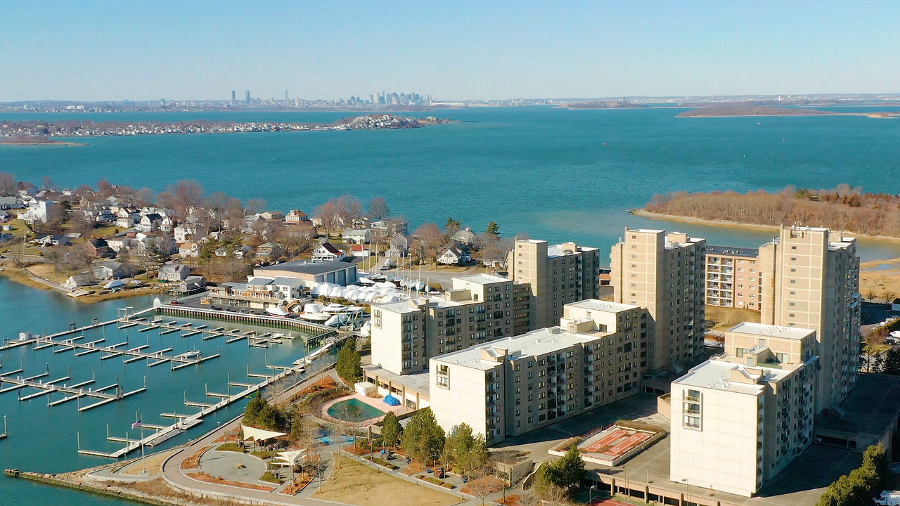 Weymouth Oceanside Condo