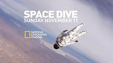 SPACE DIVE | National Geographic