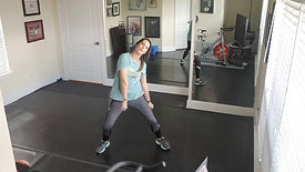 Instructional Video Two By Tiffany: High Cardio