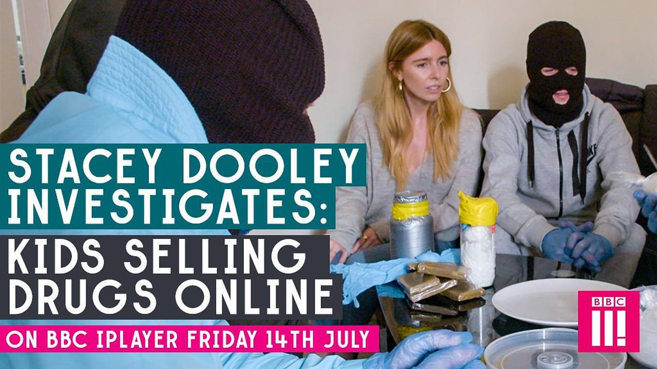 Stacey Dooley Investigates Graphics