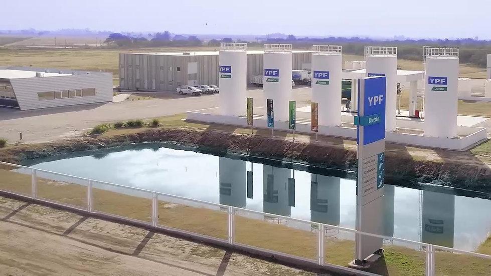 YPF -Distribuidor de Combustibles
